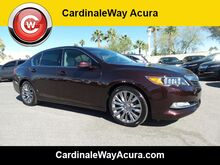 2017 Acura RLX with Technology Package Las Vegas NV