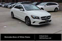 2018 Mercedes-Benz CLA 250 4MATIC® COUPE White Plains NY