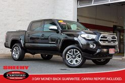 2016 Toyota Tacoma Limited Double Cab V6 4WD Navigation & Leather Seating Stafford VA
