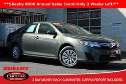 2014 Toyota Camry LE Sedan Power Seat & Rear Camera System Stafford VA