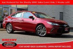 2016 Toyota Camry SE Sport Sedan Alloy Wheels & Rear Camera System Stafford VA
