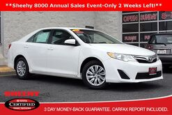 2013 Toyota Camry LE Sedan Power Seat Package Stafford VA