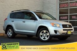 2010 Toyota RAV4 Extra Value Package 4WD Styled Chrome Wheels Stafford VA