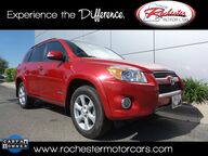 2012 Toyota RAV4 Limited 4WD Backup Cam Sunroof Bluetooth Remote Start USB Rochester MN