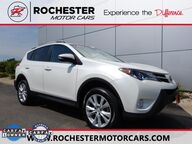 2014 Toyota RAV4 Limited AWD Nav Backup Cam Sunroof Bluetooth USB Rochester MN