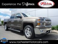 2014 Chevrolet Silverado 1500 LTZ 4WD Backup Cam Bluetooth Remote Start USB AUX Rochester MN