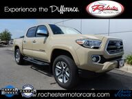 2016 Toyota Tacoma Limited V6 Navigation Backup Cam Sunroof BT JBL Audio USB Rochester MN