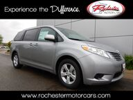 2017 Toyota Sienna LE 8 Passenger Bluetooth Backup Cam Rochester MN