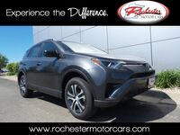 Toyota RAV4 LE Bluetooth Backup Cam USB AUX 2017