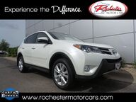 2013 Toyota RAV4 Limited AWD Sunroof Backup Cam Bluetooth USB AUX Rochester MN