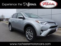 Toyota RAV4 Hybrid Limited Nav Bluetooth Backup Cam Sunroof Heated Seats 2017