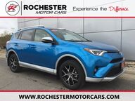 2016 Toyota RAV4 SE AWD Navigation Backup Cam Sunroof Blind Spot BT US Rochester MN