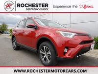 Toyota RAV4 XLE Nav Bluetooth Backup Cam Sunroof 2017