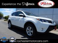 2014 Toyota RAV4 XLE AWD Sunroof Backup Cam Bluetooth AUX Rochester MN