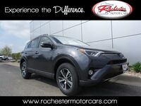 Toyota RAV4 XLE Bluetooth Backup Cam Sunroof 2017