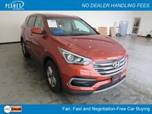 2017 Hyundai Santa Fe Sport 2.4 Base Golden CO
