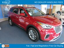 2017 Hyundai Santa Fe SE Golden CO