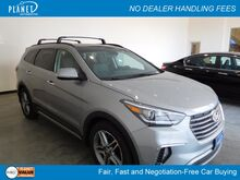 2017 Hyundai Santa Fe Limited Ultimate Golden CO