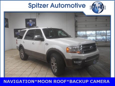 2017 Ford Expedition King Ranch