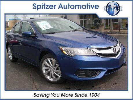 2016 Acura ILX with AcuraWatch Plus