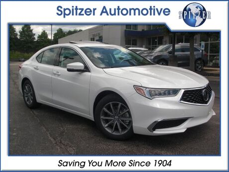 2018_Acura_TLX_2.4 8-DCT P-AWS with Technology Package_