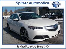 2017 Acura TLX 3.5 V-6 9-AT SH-AWD with Technology Package McMurray PA