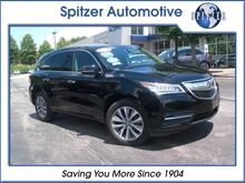 2015 Acura MDX Tech McMurray PA