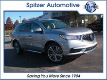 2017 Acura MDX SH-AWD with Technology Package McMurray PA
