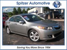 2010 Acura TSX 5-Speed Automatic with Technology Package McMurray PA