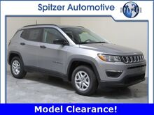 2017 Jeep New Compass Sport Mansfield OH