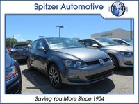 Volkswagen Golf TSI SE 4-Door 2017