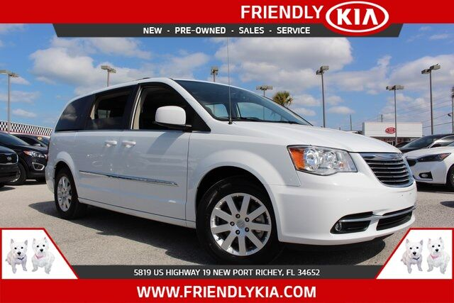 2016 Chrysler Town & Country Touring New Port Richey FL