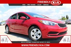 2016 Kia Forte LX New Port Richey FL