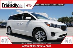 2017 Kia Sedona L New Port Richey FL