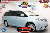 2017 Toyota Sienna Limited Burlington NC