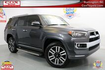 2017 Toyota 4Runner Limited Burlington NC