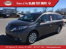 2017 Toyota Sienna Limited Premium Hickory NC
