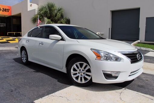 2014 Nissan Altima 2.5 Homestead FL