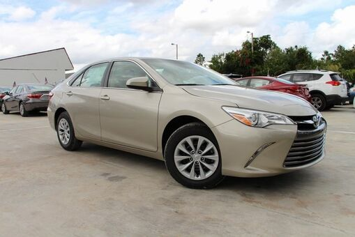 2017 Toyota Camry LE Homestead FL