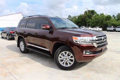 2016 Toyota Land Cruiser Base Homestead FL