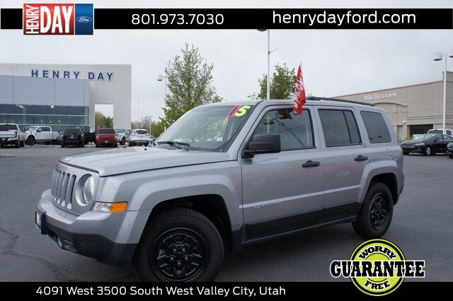 2015 Jeep Patriot Sport West Valley City UT
