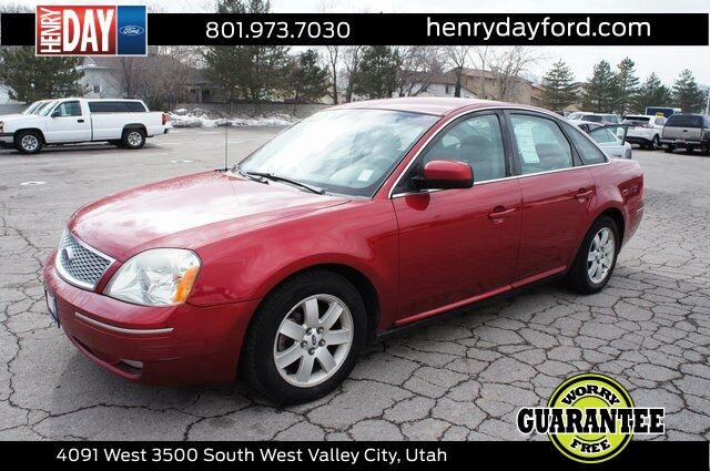 2007 Ford Five Hundred SEL West Valley City UT