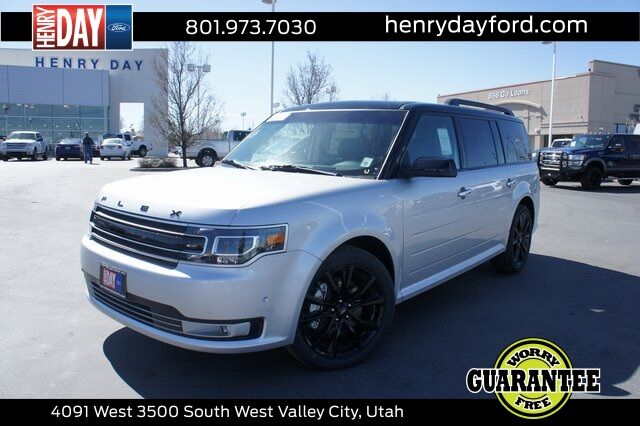 2016 Ford Flex Limited West Valley City UT