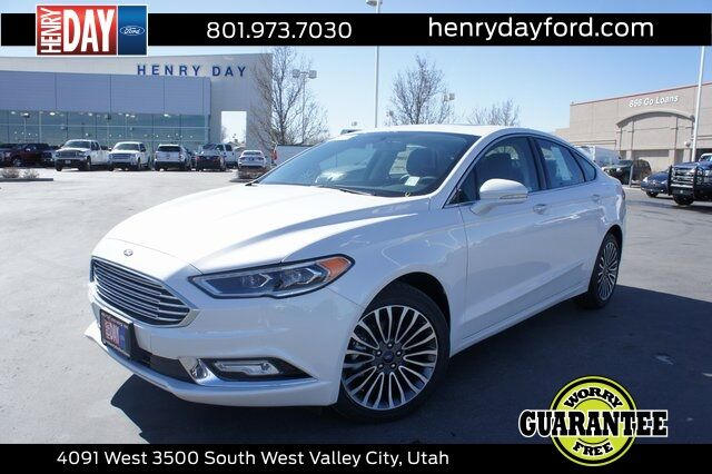2017 Ford Fusion SE West Valley City UT