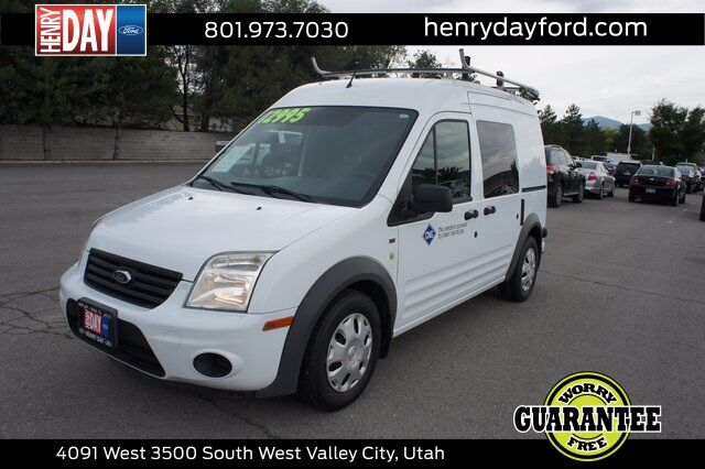 2012 Ford Transit Connect XLT West Valley City UT