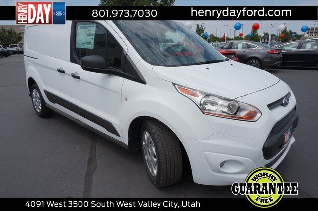 2017 Ford Transit Connect XLT West Valley City UT