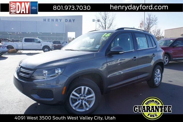 2016 Volkswagen Tiguan SEL West Valley City UT