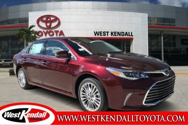 2018 Toyota Avalon Limited Miami FL
