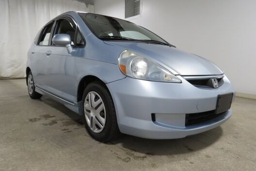 2007 Honda Fit Base Savannah GA