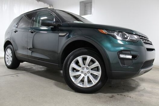 2017 Land Rover Discovery Sport SE Hardeeville SC